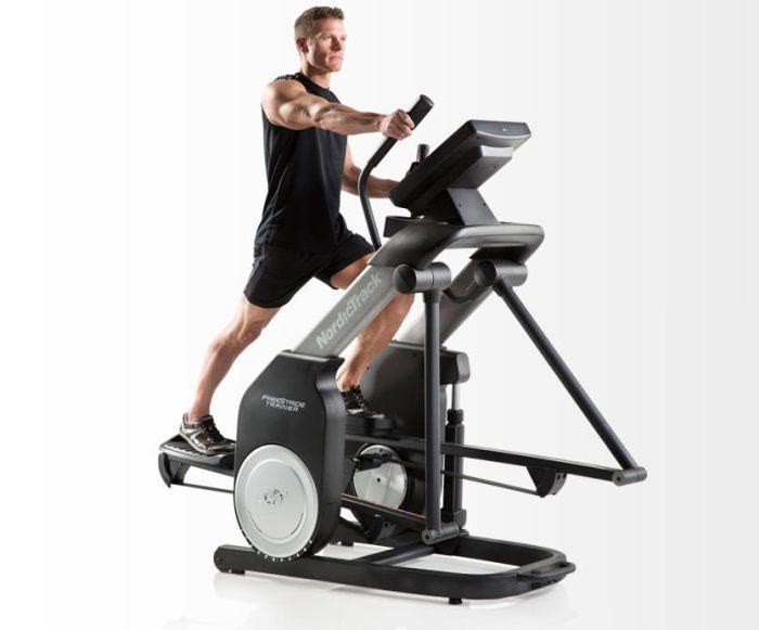 freestride trainer vs treadmill
