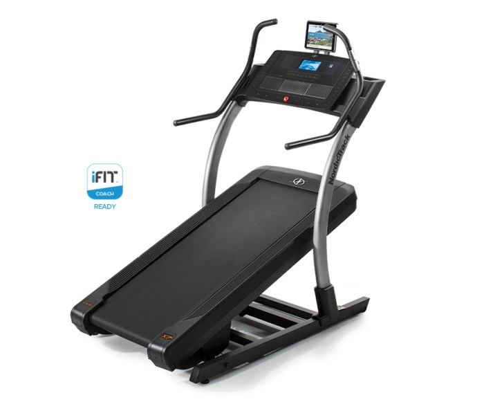 Nordictrack x7 incline trainer review 2017