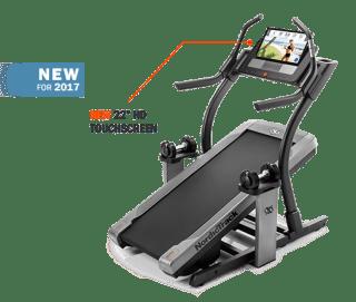 nordictrack treadmill reviews - x22i