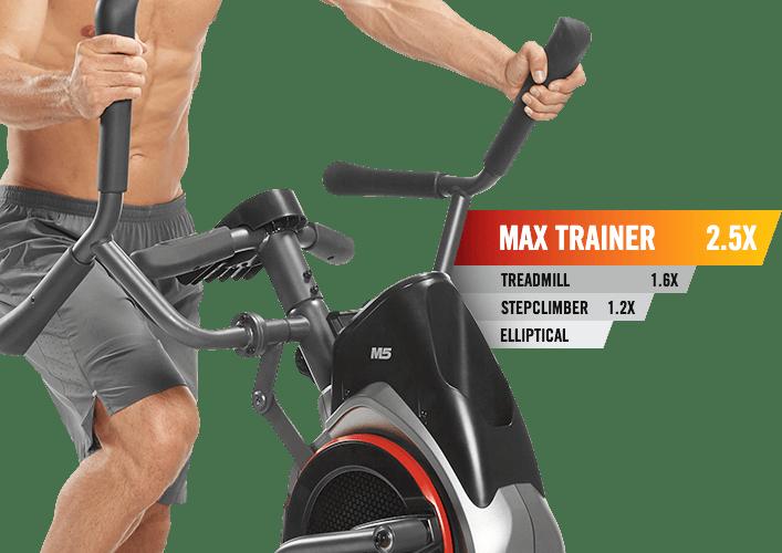 nordictrack incline trainer vs bowflex max trainer comparison