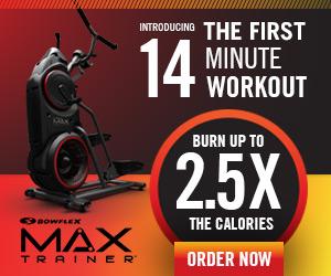 bowflex max trainer coupon code