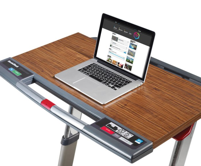 Nordictrack treadmill desk platinum review