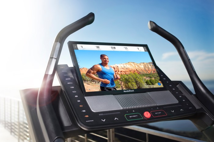 nordictrack x22 incline trainer video