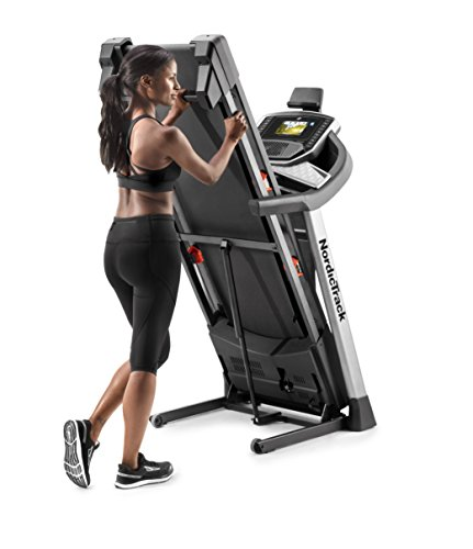 nordictrack c 1070 pro folding treadmill