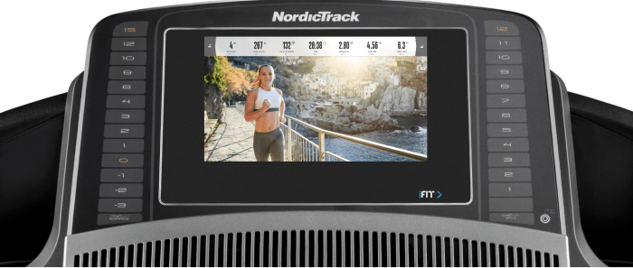 nordictrack commercial 2450 with ifit Coach