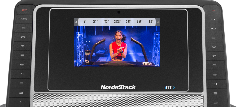 nordictrack T9.5 Console