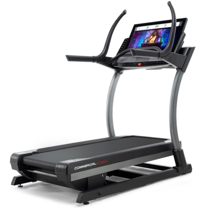 nordictrack x32i incline trainer review