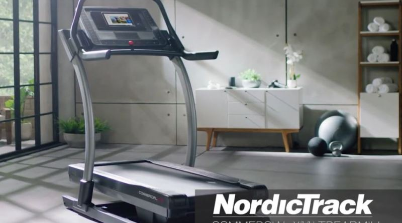 Nordictrack X11i Video