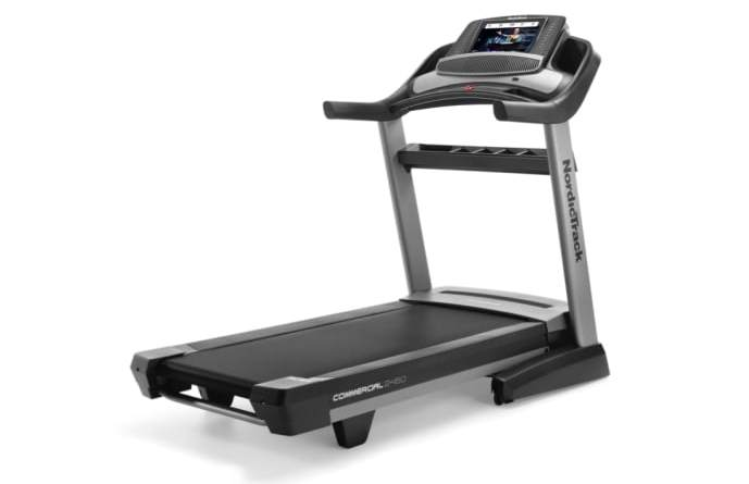 nordictrack 2450 treadmill review