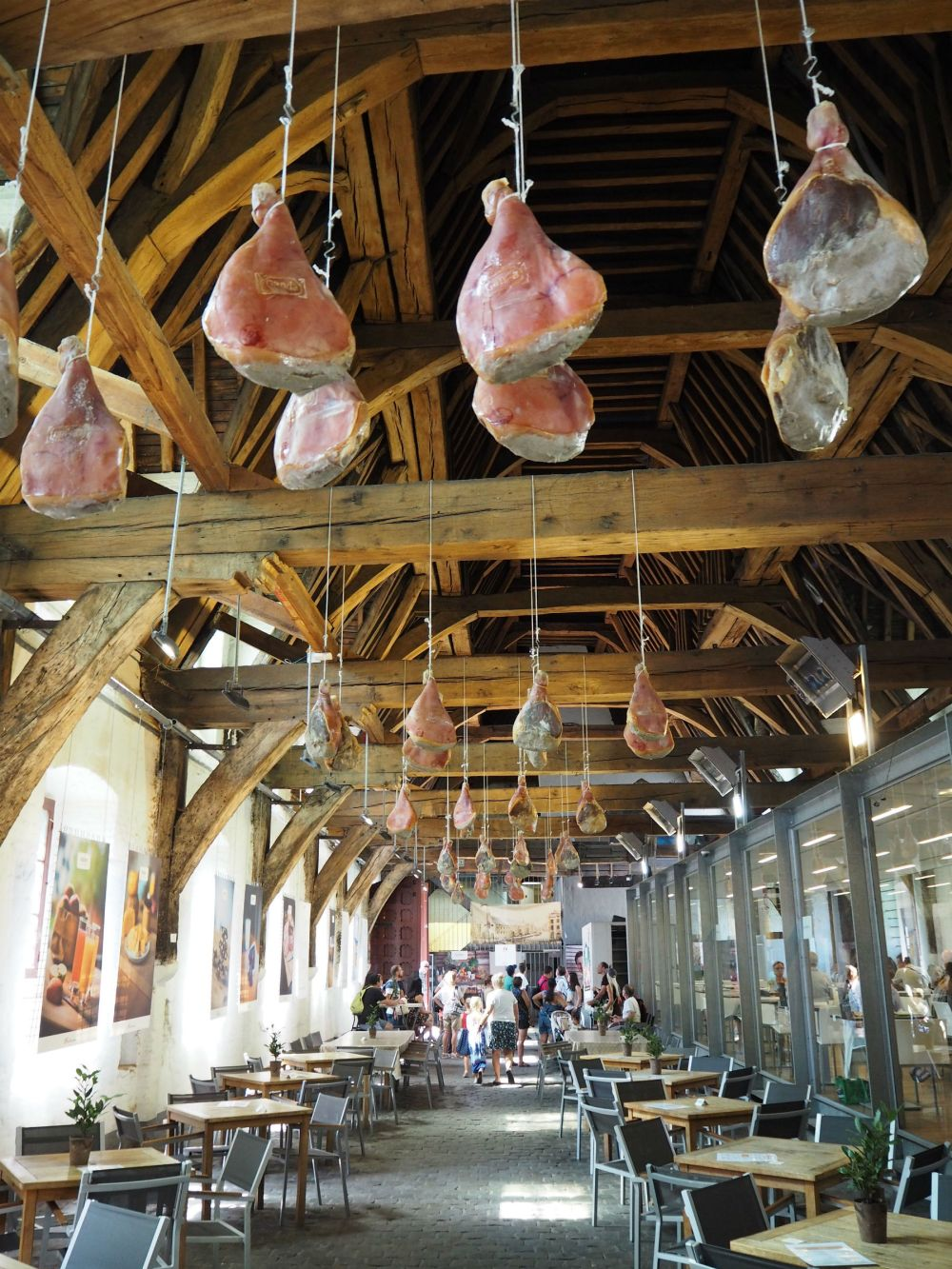the Great Butcher's Hall in Ghent