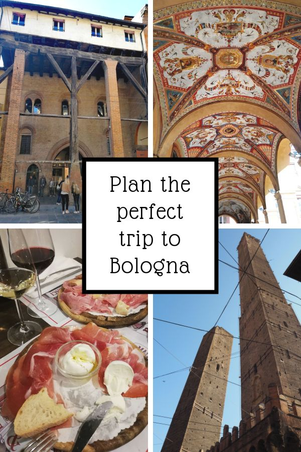 The perfect mix of food and sights. #visitbologna #bolognaitinerary #thingstodoinbologna #bolognatravel #bolognaitaly #bolognafood