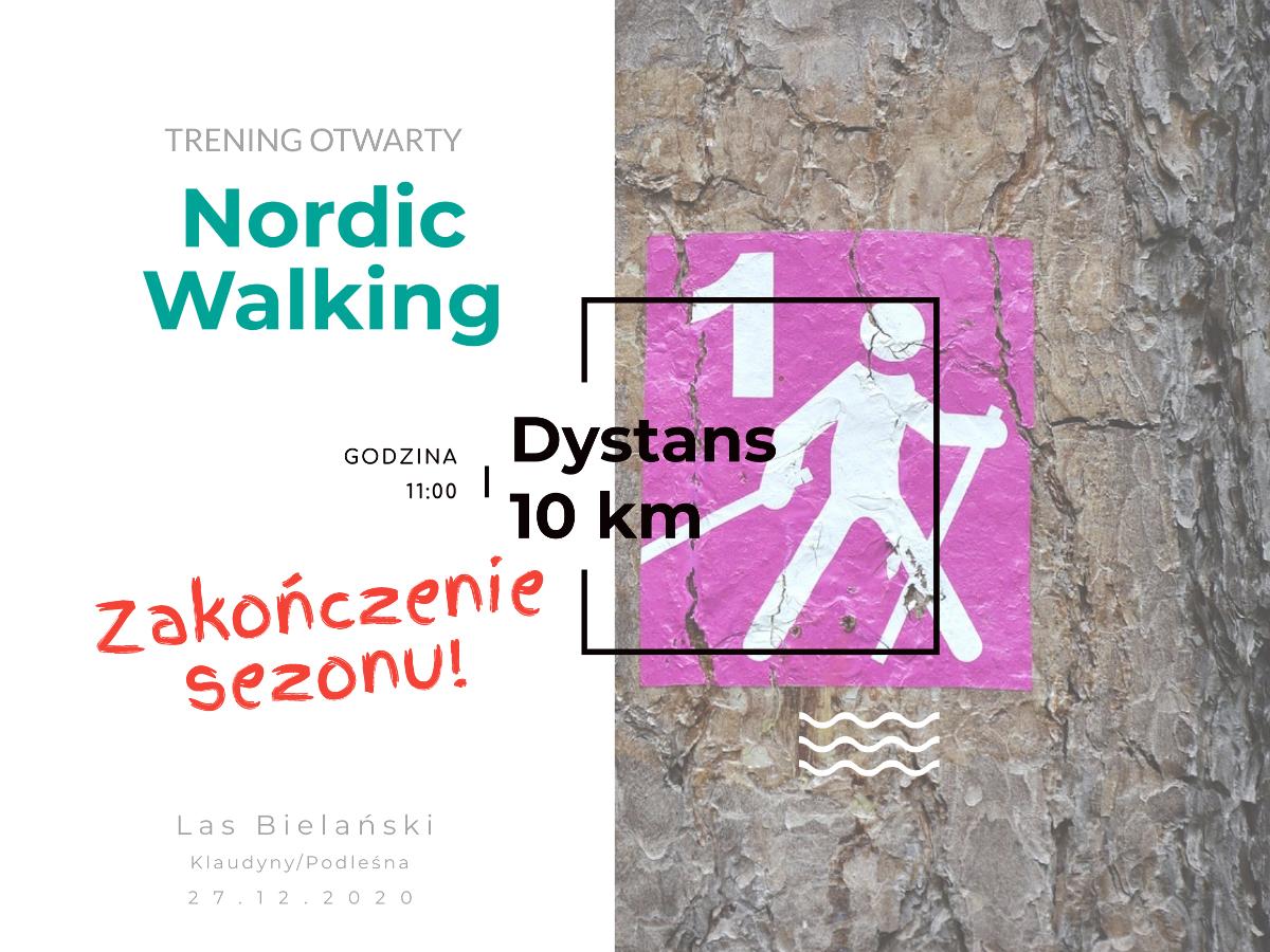 trening otwarty nordic walking 12-2020