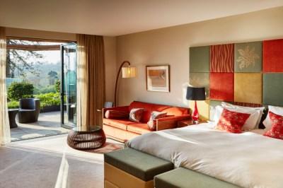 Spa Suite at Ockenden Manor