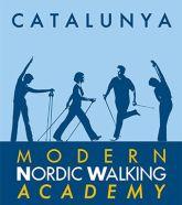 logos OK Modern Nordic Walking Academy color
