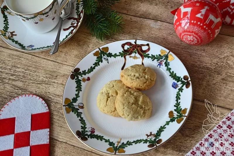 Kardamom-Kekse, Keks, Plätzchen, Rezept, Skandinavien, Weihnachten, Weihnacht, Jule, Schweden, Norwegen, Skandinavien, Blog