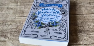 Whisky für drei alte Damen, Minna Lindgren, Buch, Rezension, Finnland, Finnisch, Roman, Skandinavien, Blog, Abendhain, Altenheim, Kiwi Verlag,