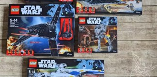 LEGO Star Wars Rogue One Neuheiten, 75152, Hovertank, Dänemark, LEGO, Star Wars, Neuheiten 2017, 2016LEGO Star Wars Rogue One Neuheiten, 75152, Hovertank, Dänemark, LEGO, Star Wars, Neuheiten 2017, 2016