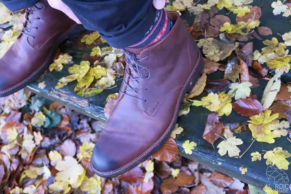 Hygge für die Füße: Ecco Stiefel aus Dänemark