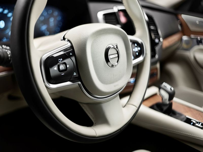 Der neue Volvo XC90, Detail