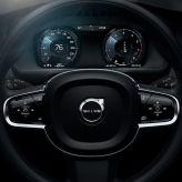 Volvo XC90 2015, Cockpit.
