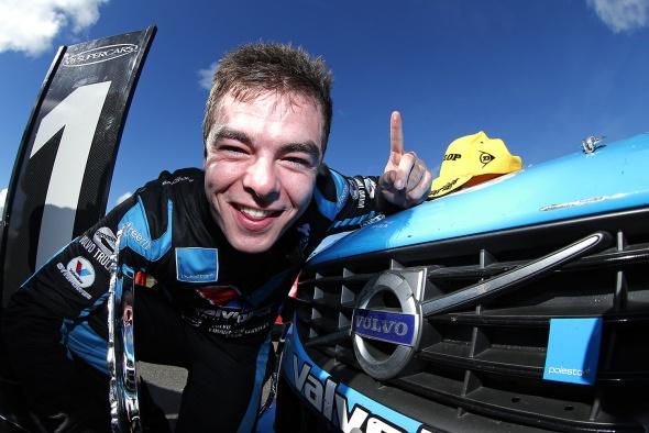 Perth 400, Scott McLaughlin siegt im ersten Rennen