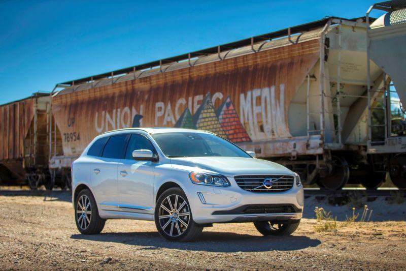 500.000 Volvo XC60 ausgeliefert.