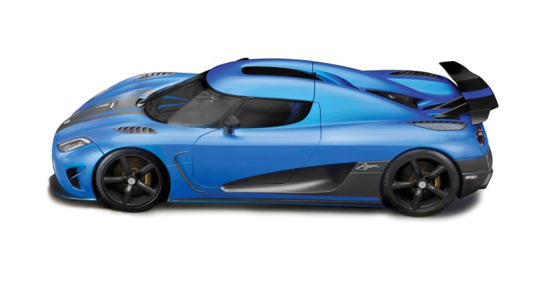 Koenigsegg Agera R, Version 2013