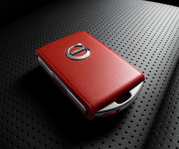 Volvo XC90 - Red Key. Bild: Volvo