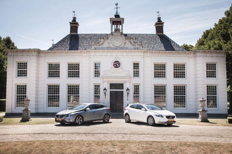 Volvo V40. Bild: Volvo Cars Niederlande