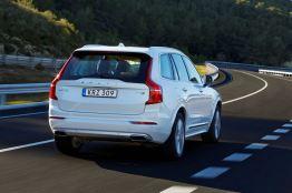 Neuer Volvo XC90 T8. Bild Volvo Cars