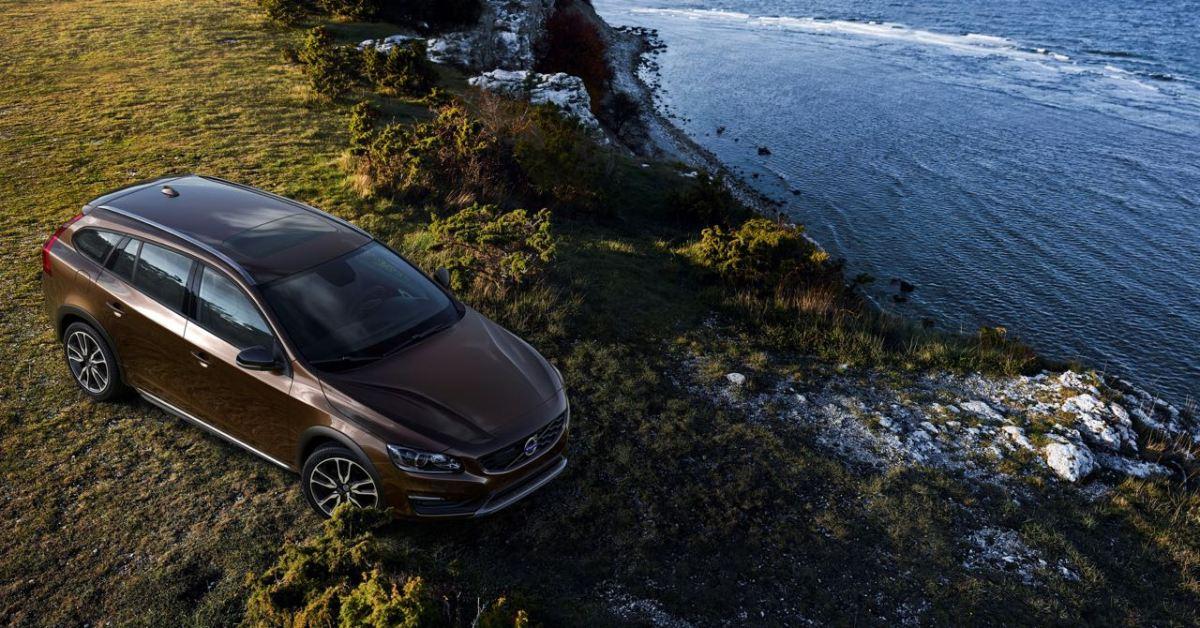 KBA überprüft Volvo V60