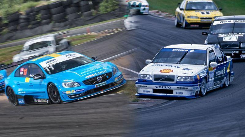 20 Jahre Polestar Volvo im schwedischen Motorsport