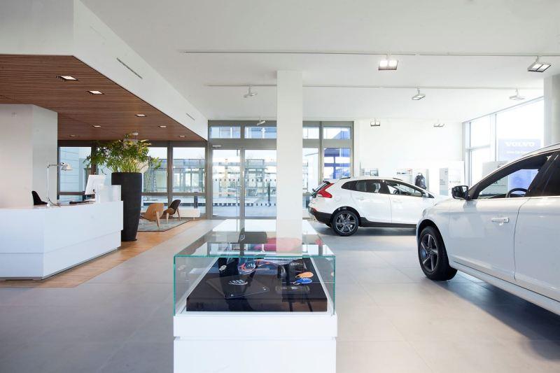 Volvo Deutschland Zentrale Köln-Deutz. Bild: Volvo Germany