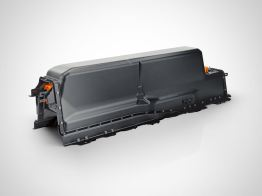 T8 Twin Engine Lithium-ion battery. Picture: Volvo PV