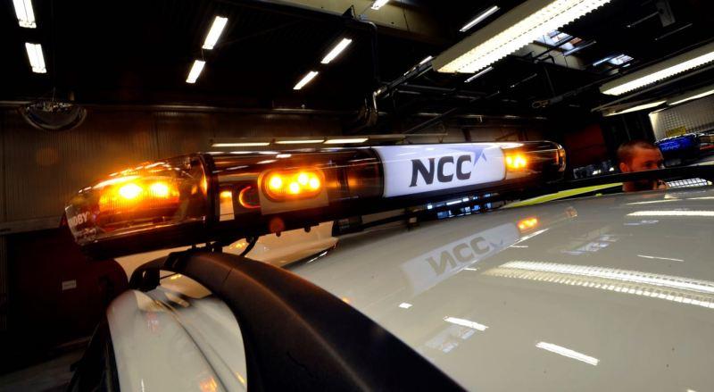 Volvo Specialvagnar. Ausrüstung für die Polizei.