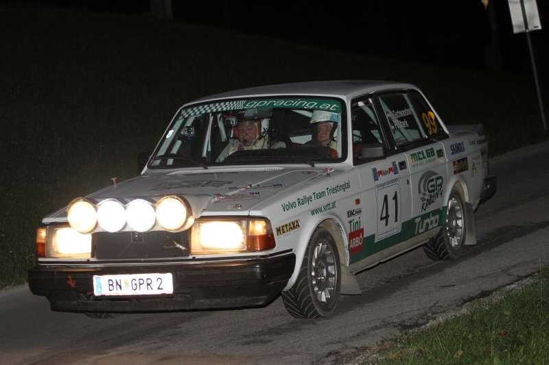 Volvo des MCL 68 Motor - Club - Leobersdorf