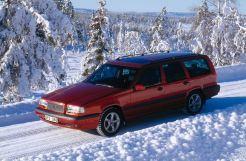 Volvo 850 AWD, ab 1996. Bild: Volvo PV