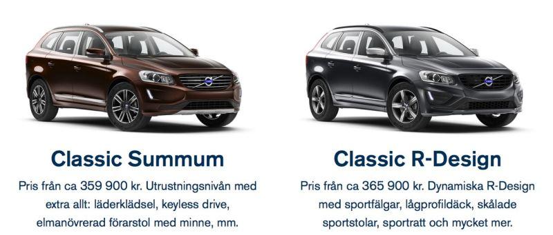 Volvo XC60 Classic