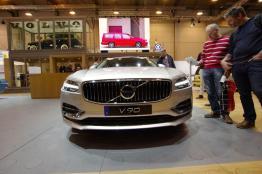 Volvo Deutschland Impressionen Techno Classica 2016
