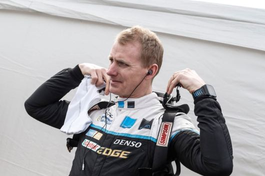 Robert Dahlgren Polestar Cyan Racing