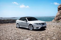 Saab 9-3 Cabriolet. Bild: Saab Automobile
