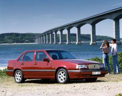 Volvo 850 1994. Bild: Volvo Cars.