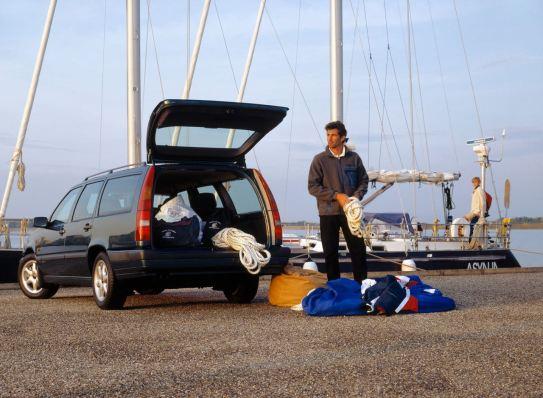 Volvo 850 1993. Bild: Volvo Cars.