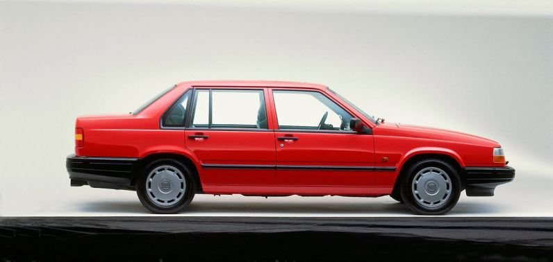 Volvo 940. Bild: Volvo PV