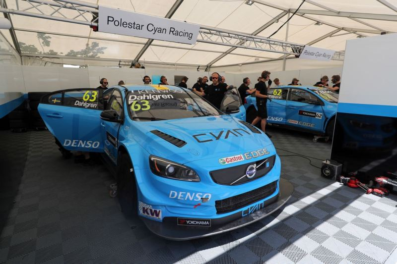 DAHLGREN Robert (swe) Volvo S60 team Volvo Polestar portrait ambiance during the 2016 FIA WTCC World Touring Car Championship race of Portugal, Vila Real from July 24 to 26 - Photo Jorge Cunha / DPPI