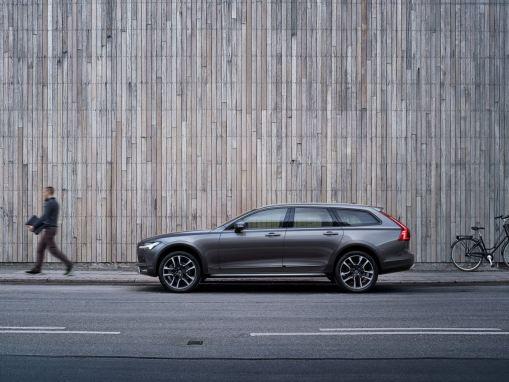 New Volvo V90 Cross Country. Bild: Volvo Cars