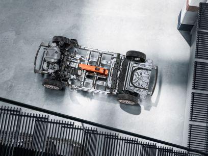 Plug in Hybrid Lynk Co 01. Bild: Lynk & Co
