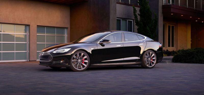 Tesla S. Umweltfreundlichste Auto 2017 in Schweden. Bild: Tesla Motors