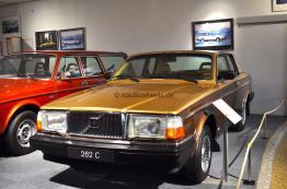 Ein seltener Bertone 262 C