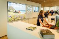 Empfangsbereich Volvo Harrie Arendsen. Bild: Volvo Cars